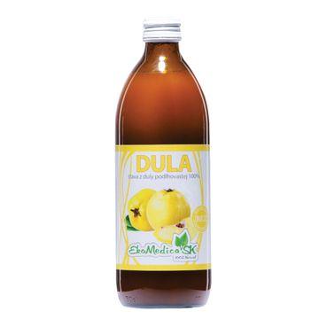 Dula- prírodná šťava 500 ml