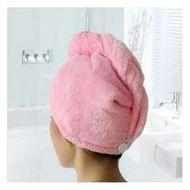 Frote ručník barevnej - turban na vlasy