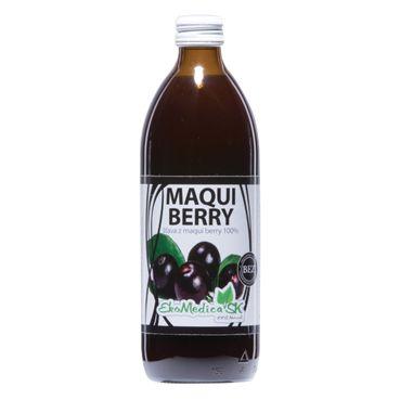 Maqui Berry - prírodná šťava 500 ml