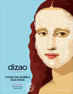 Maska čistící bublinková 25g