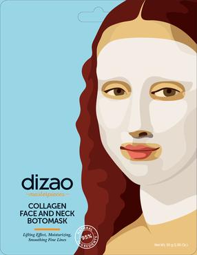 Maska kolagenová obličejová 30g