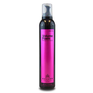 Kallos Prestige pěnové tužidlo na vlasy s extra silným účinkem 300 ml