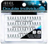 Ardell Double Individual Lashes Long - zdvojené, bez uzlíku, dlouhé