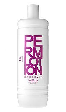 Kallos Permlotion 2 - Voda na trvalou na barvené vlasy 500 ml