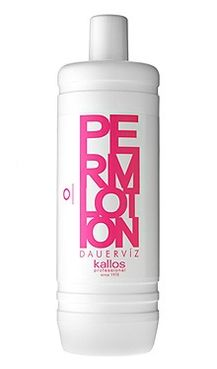 Kallos Perm lotion 0 - voda na trvalou silná trvalá 500 ml