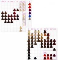 Kallos Vzorník krémových barev Kallos KJMN